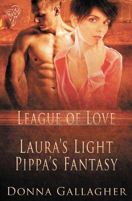 League of Love Volume Two (Paperback): Donna Gallagher