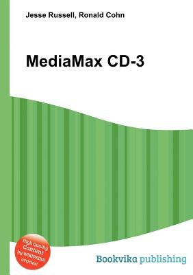 Mediamax CD-3 (Paperback): Jesse Russell, Ronald Cohn