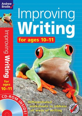 Improving Writing 10-11 (CD-ROM): Andrew Brodie