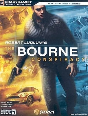 Robert Ludlum's the Bourne Conspiracy Official Strategy Guide (Paperback): BradyGAMES