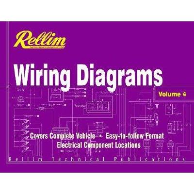 Wiring Diagrams - Volume 4 (Paperback): Haynes ... on