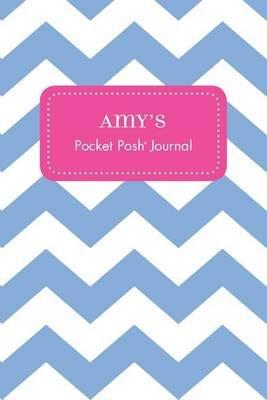 Amy's Pocket Posh Journal, Chevron (Paperback): Andrews McMeel Publishing