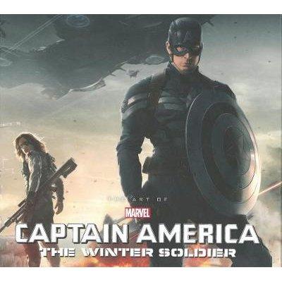 Marvel's Captain America - Winter Soldier: the Art of the Movie Slipcase (Hardcover): Marie Javins