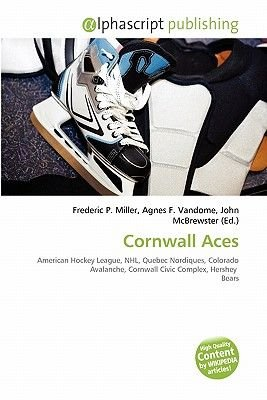 Cornwall Aces (Paperback): Frederic P. Miller, Agnes F. Vandome, John McBrewster