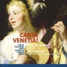 Various Artists - Canta Venetia (Eisenhardt, Alvarez) (Spanish, CD): Various Composers, Maria Luz Alvarez, Lex Eisenhardt