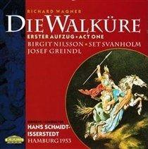 Richard Wagner / Various Composers - Die Walkure Act 1 (CD): Richard Wagner, Various Composers