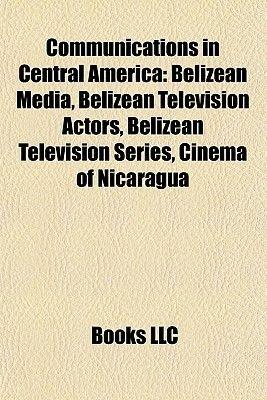 Communications in Central America - Venesat-1, (Paperback): Books Llc, Books Group