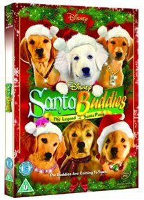 Santa Buddies (English & Foreign language, DVD): George Wendt, Christopher Lloyd, Danny Woodburn, Paul Rae, Michael Teigen,...