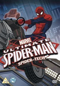 Ultimate Spider-Man: Spider-tech (English & Foreign language, DVD): Drake Bell, Chi McBride, Ogie Banks, Greg Cipes, Clark...