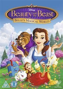 Beauty and the Beast: Belle's Magical World (DVD): Robby Benson, Gregory Grudt, Paige O'Hara, David Ogden Stiers,...