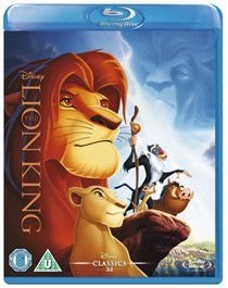 The Lion King (Blu-ray disc): Robert Guillaume, Moira Kelly, Whoopi Goldberg, Ernie Sabella, Jonathan Taylor Thomas, Jeremy...
