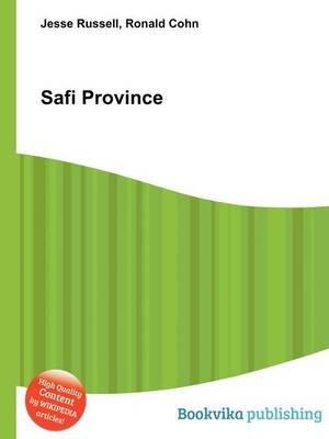 Safi Province (Paperback): Jesse Russell, Ronald Cohn