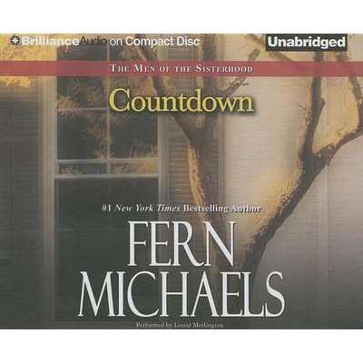 Countdown (Standard format, CD, Unabridged): Fern Michaels