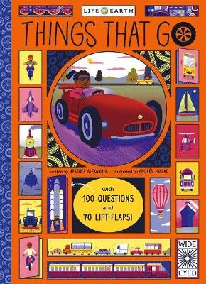 Things That Go (Hardcover): Heather Alexander