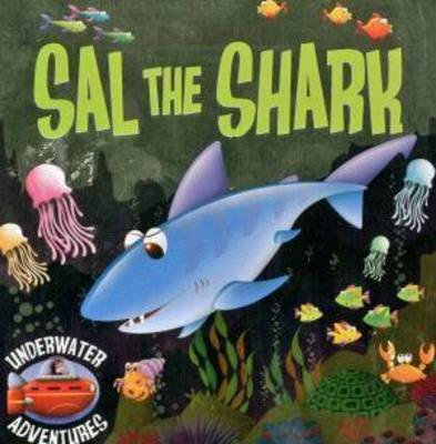 Sm Foil Bk Sal the Shark (Novelty book):