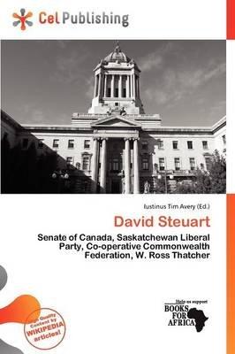 David Steuart (Paperback): Iustinus Tim Avery