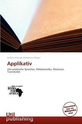 Applikativ (German, Paperback): Isidoros Krastyo Morpheus