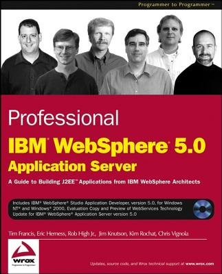 Professional IBM Websphere 5.0 Application Server (Electronic book text): Tim Francis
