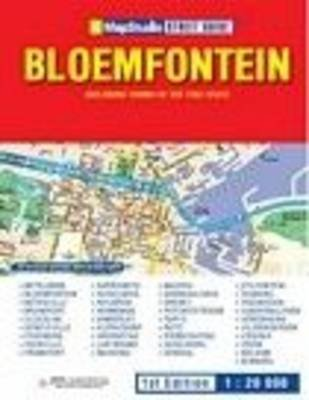 Street Guide Bloemfontein Including Towns of the Free State (Paperback):