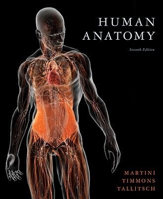 Human Anatomy Plus MasteringA&P with eText -- Access Card Package (Hardcover, 7th edition): Frederic H. Martini, Michael J...
