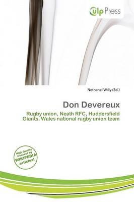 Don Devereux (Paperback):