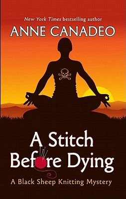 A Stitch Before Dying (Large print, Paperback, large type edition): Anne Canadeo