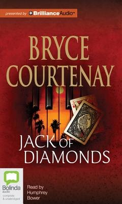 Jack of Diamonds (Standard format, CD, Library ed.): Bryce Courtenay