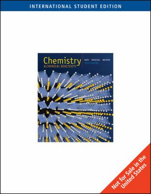 Chemistry and Chemical Reactivity (Hardcover, International  ed): John C. Kotz, Paul Treichel