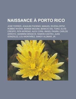 Naissance a Porto Rico - Jose Ferrer, Joaquin Phoenix, Manuel Rivera-Ortiz, Robbie Rivera, Bengie Molina, Benicio del Toro,...