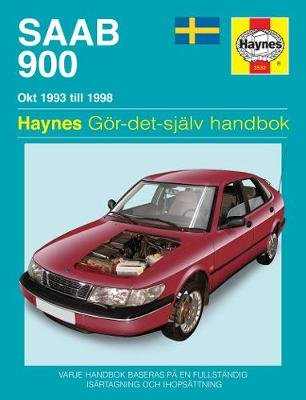 Saab 900 Owner's Workshop Manual (Swedish, Paperback): Haynes Publishing