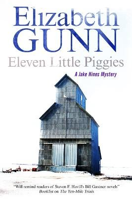 Eleven Little Piggies (Large print, Hardcover, Large type / large print edition): Elizabeth Gunn