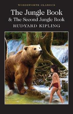 The Jungle Book & The Second Jungle Book (Paperback): Rudyard Kipling
