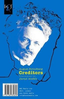 Creditors - Talabkaran (Persian, Paperback): August Strindberg