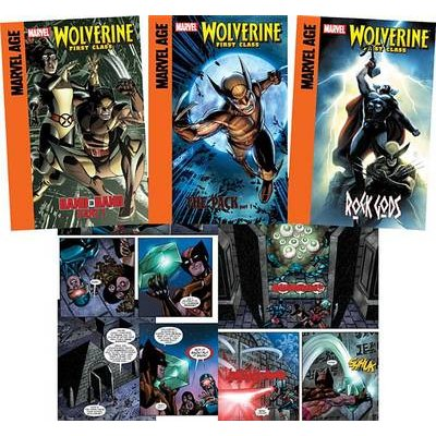 Wolverine: First Class Set 2 (Set) (Hardcover):