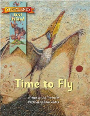 Time to Fly (Paperback): Lisa Thompson