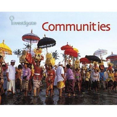 Communities (Hardcover): Neil Morris