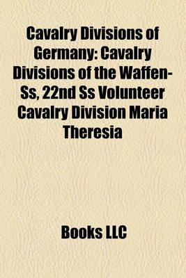 Cavalry Divisions of Germany - Cavalry Divisions of the