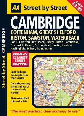 Cambridge - Midi (Paperback, 3rd Revised edition): AA Publishing