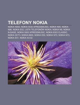 Telefony Nokia - Nokia N900, Nokia 5530 Xpressmusic, Nokia