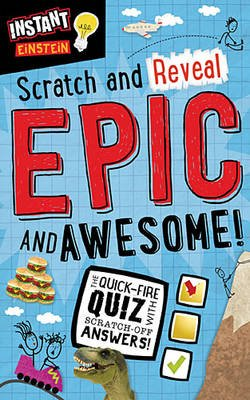 Epic and Awesome (Paperback): Thomas Nelson