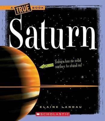 Saturn (Paperback): Elaine Landau