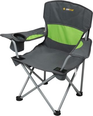 Oztrail Classic Deluxe Junior Camping Chair (80 kg):