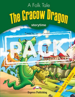 The Cracow Dragon Storytime Teacher's Pack 2 (Multiple copy pack): Jenny Dooley