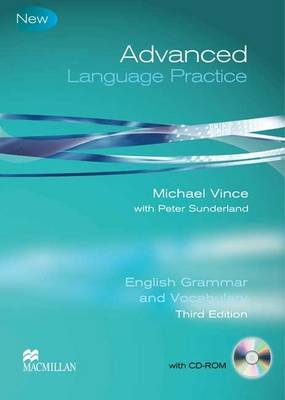 Advanced Language Practice - Student Book Pack with Key (Paperback, New edition): Vince Michael