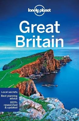 Lonely Planet Great Britain (Paperback, 13th New edition): Lonely Planet