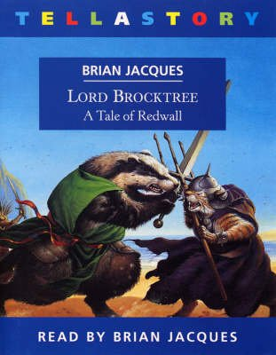 Lord Brocktree (Audio cassette): Brian Jacques