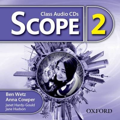 Scope: Level 2: Class Audio CD (Standard format, CD):