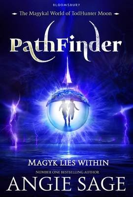 PathFinder - A TodHunter Moon Adventure (Electronic book text): Angie Sage