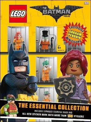 The LEGO® BATMAN MOVIE The Essential Collection (Hardcover): Dk