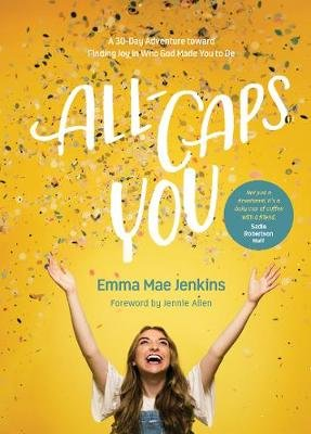 All-Caps YOU (Hardcover): Emma Mae Jenkins